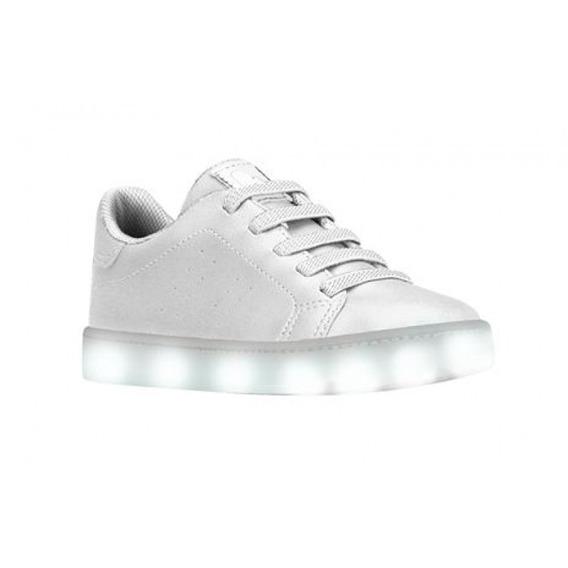 Tênis Bibi Led 979004 - Branco - Delabela Calçados