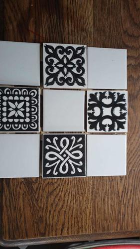 Imagen 1 de 8 de Ceramica 10x10 De Colores Por Unidad
