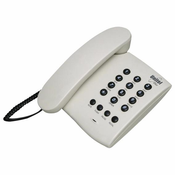 Telefone Com Fio Plus Com Chave Marfin Unitel