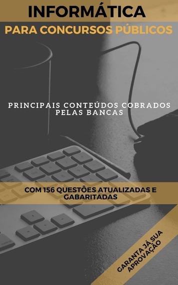 Ebook Informática Para Concursos