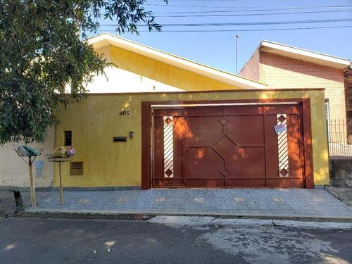 Casa À Venda, 91 M² Por R$ 280.000,00 - Nova Americana - Americana/sp - Ca0722