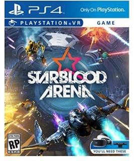 Starblood Arena - Playstation Vr
