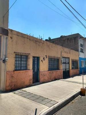 Terreno En Venta En Col. Industrial, Alcaldía Gustavo A. Madero.