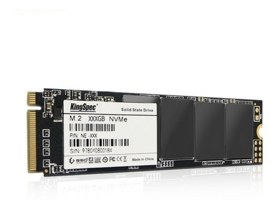 128gb M.2 M2 Nvme Ssd Evo Plus Kingspec 128gb Nvme Lacrado