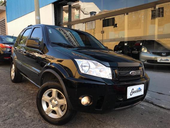 Ford Ecosport 2.0 16v Xlt Automatica Preta - 2008