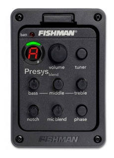 Cápsula Ecualizador Fishman Presys Blend 301 Envío Gratis