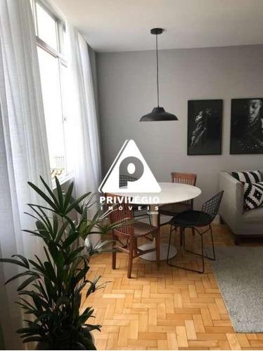 Imagem 1 de 19 de Apartamento À Venda, 3 Quartos, 1 Vaga, Leblon - Rio De Janeiro/rj - 26354