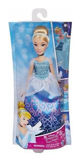 Muñeca Disney Princesa Cenicienta- Original Hasbro- 50% Off