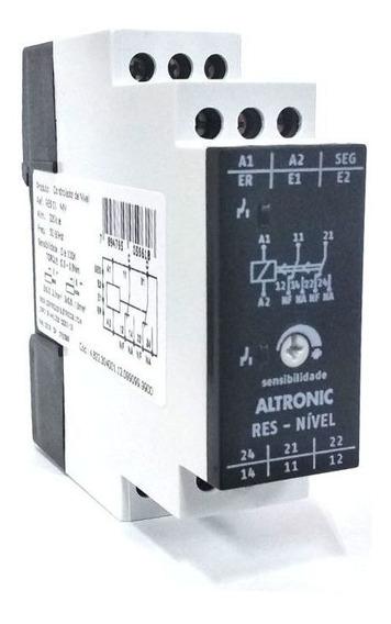 Rele De Nível Eletrodo Sáida Alarm/contr. 220vca Res 01 Altronic