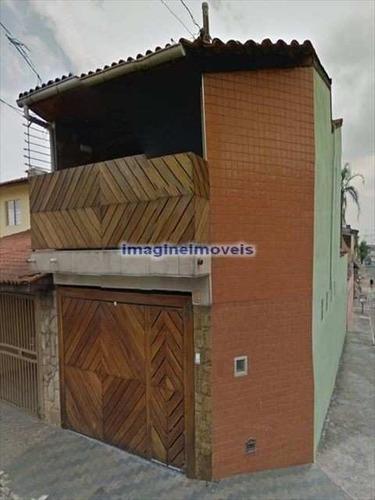 Imagem 1 de 1 de Sobrado Em Artur Alvim Com 3 Dorms Sendo 1 Suíte, 1 Vaga, Churrasqueira, 100m² - So0358