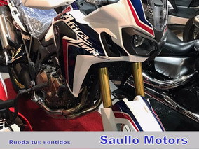 Honda Crf 1000 Africa Twin Saullo Motors