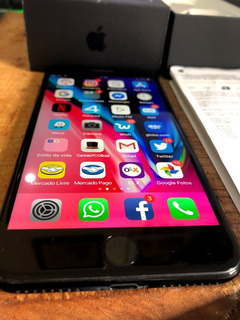 iPhone 7plus 128gb Apple Tela Retina Hd 5,5 Camera Dupla