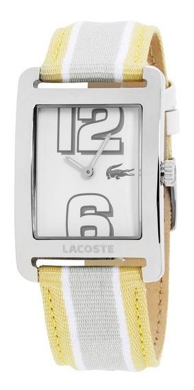 Reloj Lacoste Original Modelo 2000694 Dama Cdmx Df