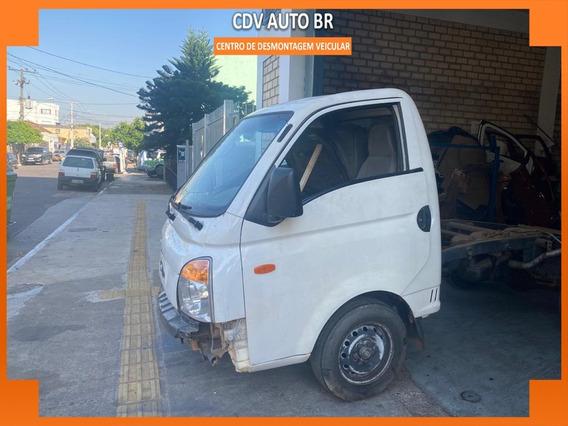 Sucata Hyundai Hr 2.5 Diesel