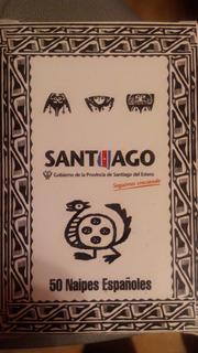 Naipes Españoles De Colección De Santiago Del Estero