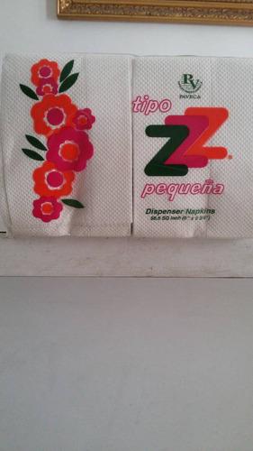 Bultos X 12 X 250 Servilletas Zz Pequeña