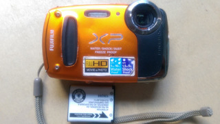 Cámara Fujifilm Finepix Xp50