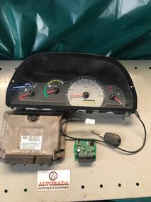 Modulo Injeção Eletrônica Kit Uno Fire 1.0 Flex Iaw 4afb Ue