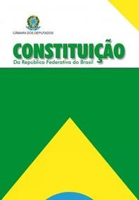 Constituição Federal Brasileira Em. Nº 99 Livro