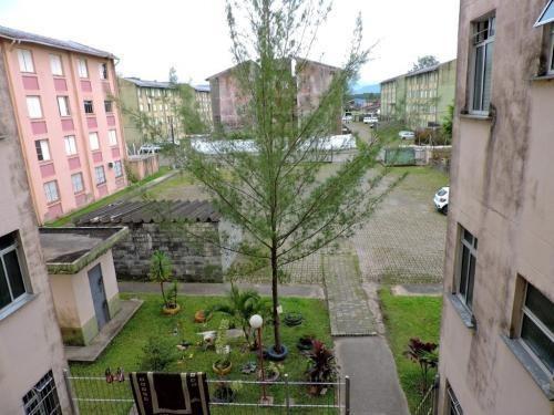 Apartamento Cdhu Localizado No Bairro Guarapiranga Cod.6797