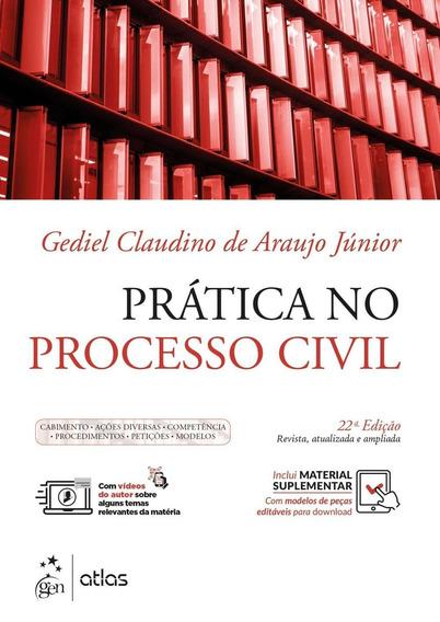 Prática No Processo Civil - Cabimento, Ações Diversas, Co