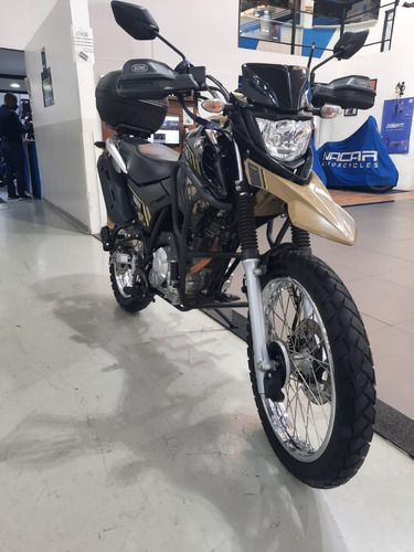 Imagem 1 de 6 de Yamaha Xtz 150 Crosser Z