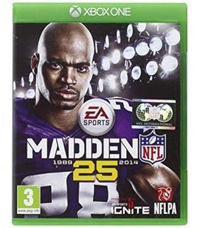 Madden 25 Nfl Xbox One