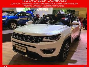Jeep Compass 0km 2018 Sport 4x2 Manual