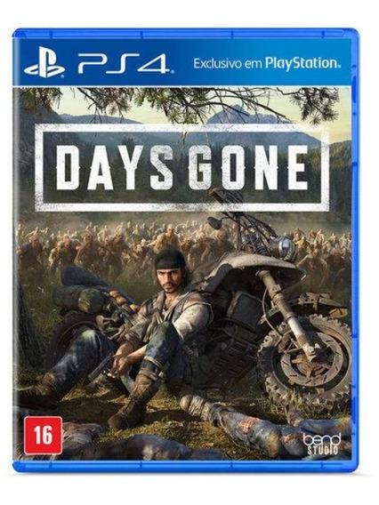 Jogo De Ps4 Days Gone ( Lamçamento)