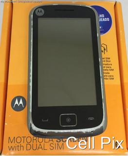 Motorola Ex128 - Dual Chip, 3mp, Mp3, Fm, Bluetooth - Usado