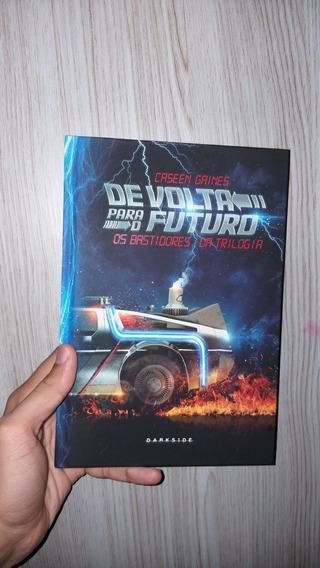 De Volta Para O Futuro - Darkside Books + Marcador