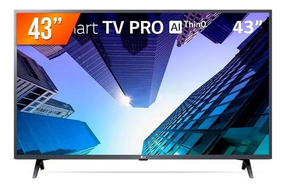 Smart Tv Led LG 43 Quad Core Full Hd Hdmi Usb - 43lm631c0sb