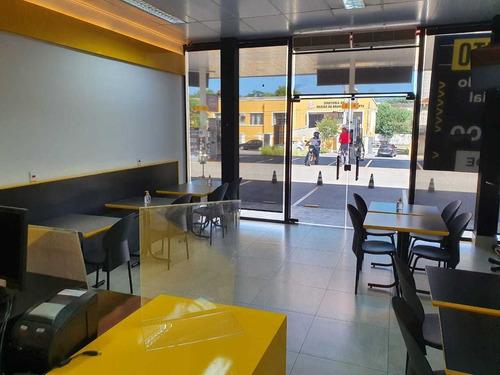 Imagem 1 de 10 de Restaurante Montado Á Venda !