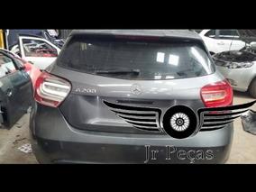 Sucata Para Venda De Peças Mercedes A200 2014