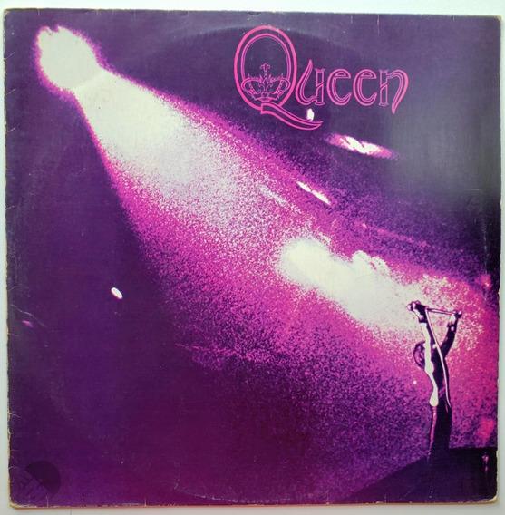 Lp Vinil Queen - Queen Nacional - Usado Zerado