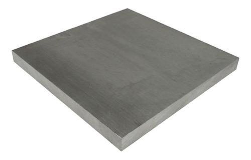 Imagem 1 de 3 de Chapa De Alumínio 5052 - F  1/2  X  100mm X 1000mm