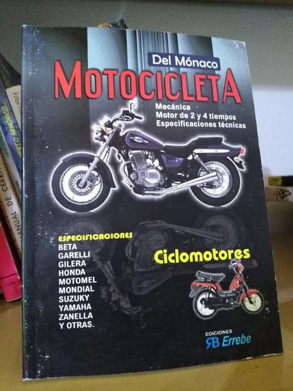 Motocicleta Mecánica. Motor De 2 Y 4 Tiempos. Especificacion