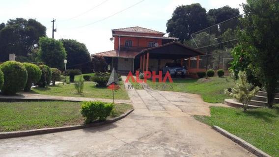 Chácara No Bairro Bom Jardim Em Mário Campos - 5296
