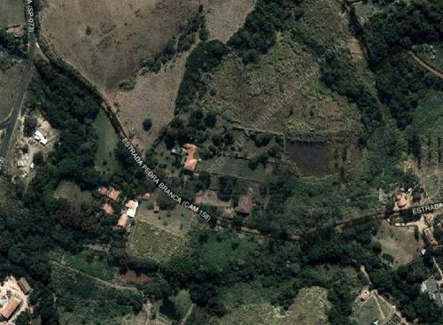 Área À Venda, 37217 M² Por R$ 4.000.000,00 - Pedra Branca - Campinas/sp - Ar0312