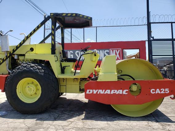 Compactador Vibratorio Dynapac Ca-25 Motor Caterpillar