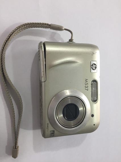 Câmera Digital 6.0 Mp Hp-m537 Photosmart