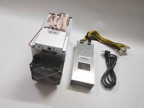Antminer D3 Usada + Fonte De Energia 1800w
