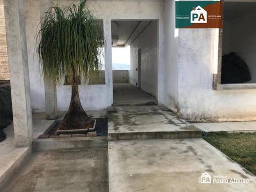 Casa Com 3 Dormitórios À Venda, 330 M² Por R$ 1.600.000,00 - Parque Véu Das Noivas - Poços De Caldas/mg - Ca1290