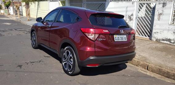 Honda Hr-v 1.8 Exl Flex Aut. 5p 2018