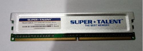Memoria Ddr2 1gb Super Talent