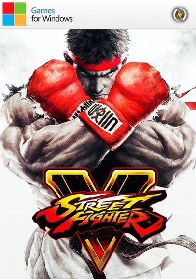 Street Fighter V Deluxe Edition V2.0 Incl Dlc Pc