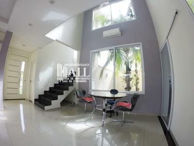 Casa De Condomínio Com 3 Dorms, Condomínio Golden Park Residence, Mirassol - R$ 1.090.000,00, 360m² - Codigo: 2273 - V2273