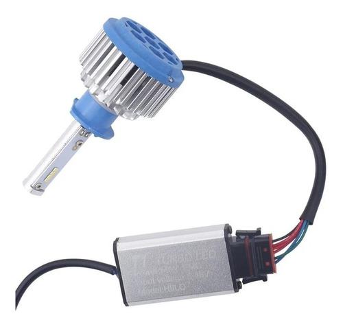 Un Bombillo Led 880-881 Pro-turbo 16000lumens Con Regulador
