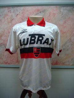 Camisa Futebol Flamengo Rio Janeiro Umbro Jogo Antiga 1562