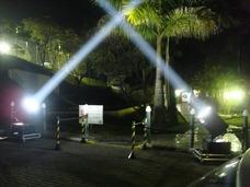 Aluguel Canhão De Luz 500 Whtts - Skywalker Para Eventos